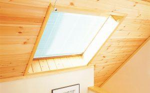 セレーノフィット電動傾斜窓