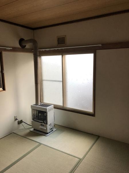 浅利様 和室2施工前